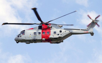 Finmeccanica vince gara per fornitura elicotteri alla Norvegia
