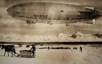 95 Anni fa, IL NORGE