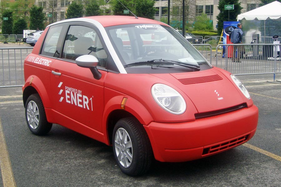 Una Electric Car tutta norvegese: la THINK